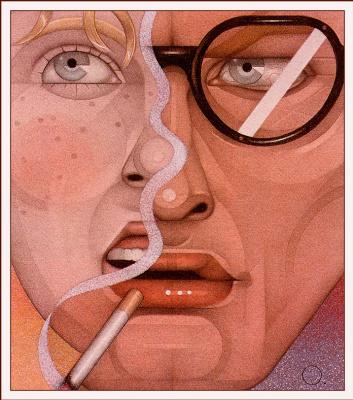 Мелл Одом. Мужчина с сигаретой