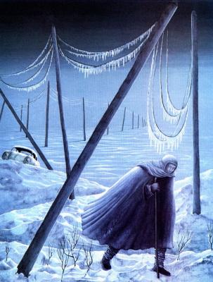 Фредерик Климента. Принц зимы 6