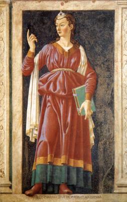 Андреа дель Кастаньо. Знаменитые персоны