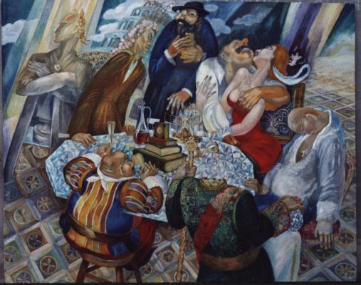 Владимир Евгеньевич Верещагин. Семь грехов