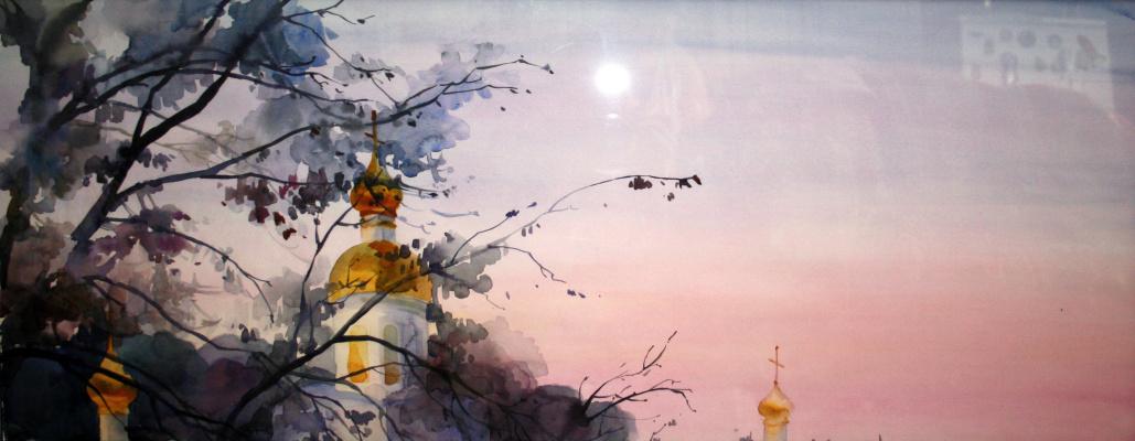 Violetta Dudnikova. Premonition