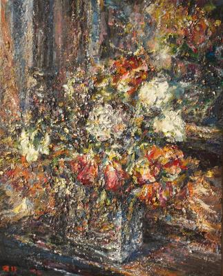 Alexey Leonidovich Yakimov. Flowers
