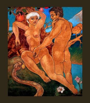 Адам и Ева - 1998