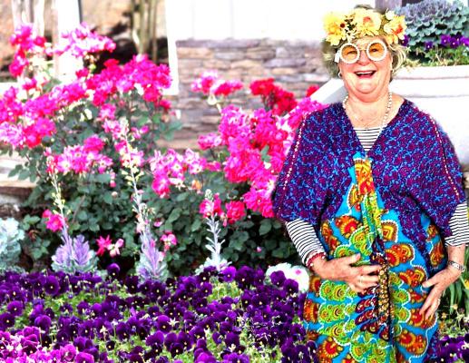 Maureen Tomaino. Joyfulness