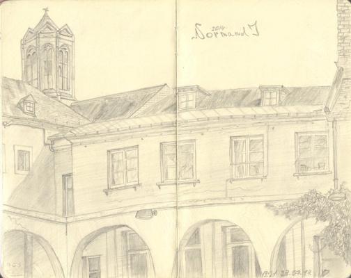 Zonk197. Монастырь в Дувре