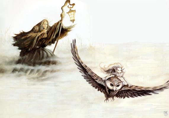 Паскаль Можеру. Полет