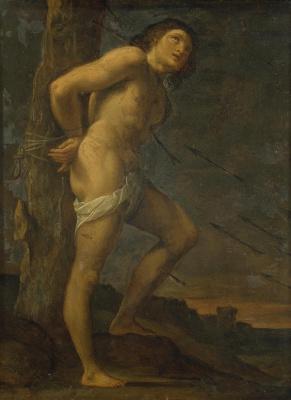 Лодовико Карраччи. Святой Себастьян