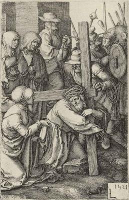 Лукас ван Лейден (Лука Лейденский). Христос