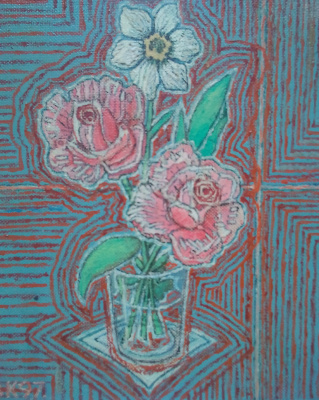 Вячеслав Коренев. Flowers