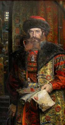 Pavel Viktorovich Ryzhenko. A Royal Decree. Malyuta Skuratov