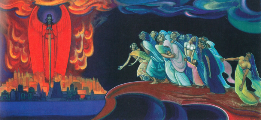 Svyatoslav Nikolaevich Roerich. Warning to humanity