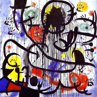 Joan Miro. May