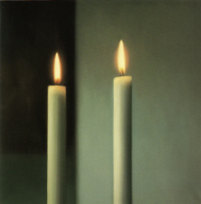 Gerhard Richter. Candles