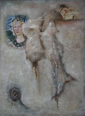 Sergey Viktorovich Solomatin. Spring with Sandro Botticelli