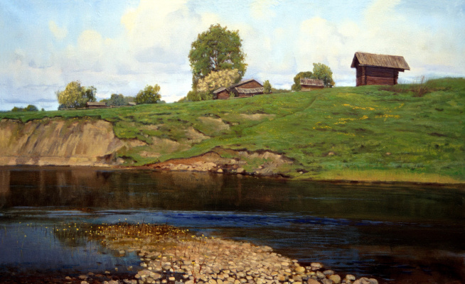 Nikolay Y. Anokhin. May