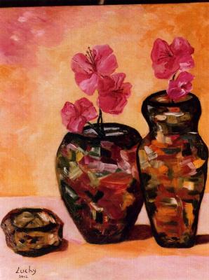 Гонсалес Муньос. Цветы