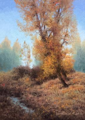 Vasily Ivanovich Gribennikov. Autumn morning