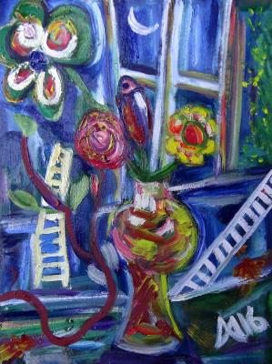 Мурад Халилов. The flowers of the chimney sweep