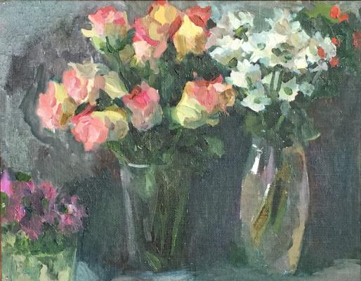 Konstantin Ekonomov. Flowers