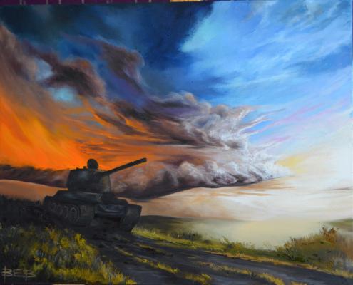 "Ekaterina Vasilyeva. ""New sunrise"""