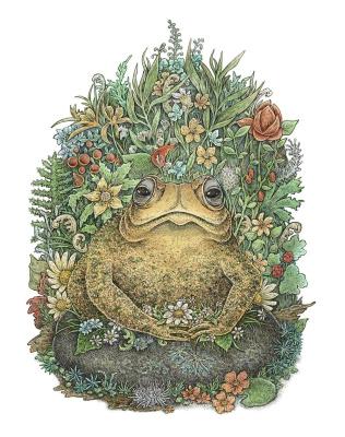 Eugene Batyrova-Gauss. Her Majesty the Toad