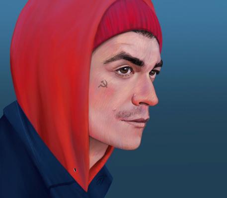 Александр Дмитриевич Свистунов. Портрет