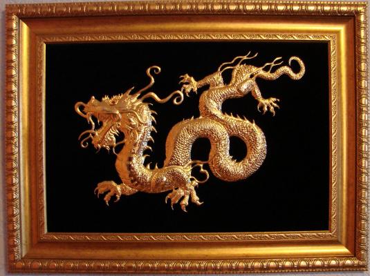 Сергей Филиппенко. Китайский дракон