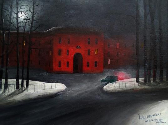 "Andrey Alekseenko. ""street of prolonged depression"""