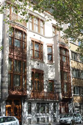 Victor Horta. Solve Mansion (Hotel Solve)