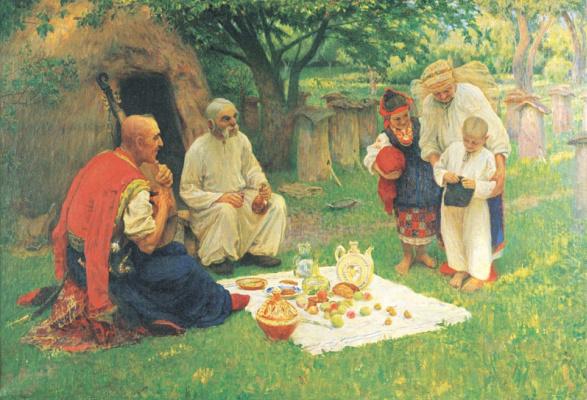 Фотий Степанович Красицкий. Гость из Запорожья