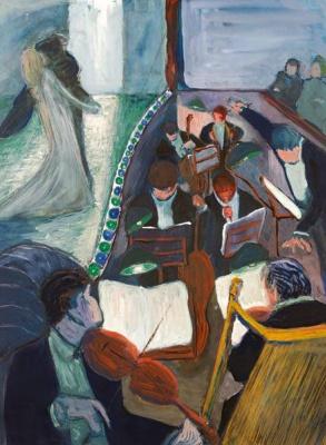 Marianne von Werefkin. Orchestra