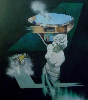 "Alexandra Efimova. ""Transformation of time"""