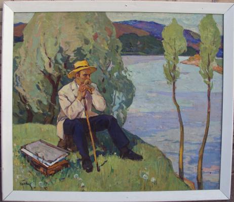 Иосиф Федорович Прокопов. Шевченко на Украине
