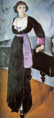 Натан Альтман. Дама у рояля