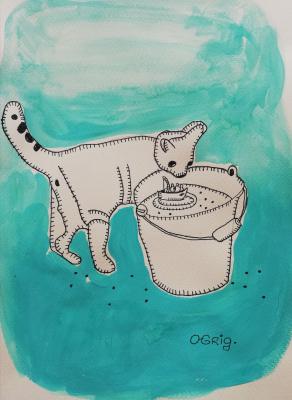 Olga Grig. Untitled