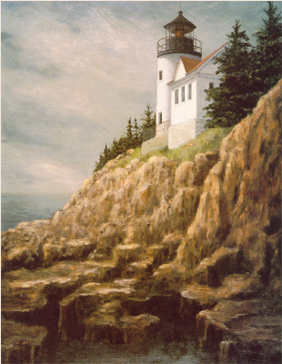 Helen Carmichael. Lighthouse
