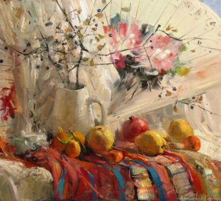 Александр Владимирович Горбиков. Китайский натюрморт