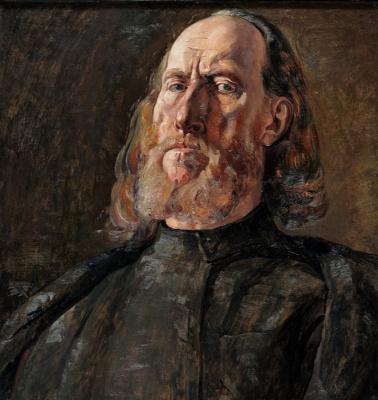 Pavel Dmitrievich Korin Russia 1892 - 1967. MK Kholmogorov.