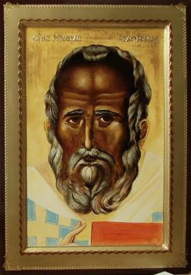 Сергей Павлович Колько. Никола из Бали ( Св. Николай Чудотворец)