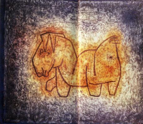 Paul Klee. Metis