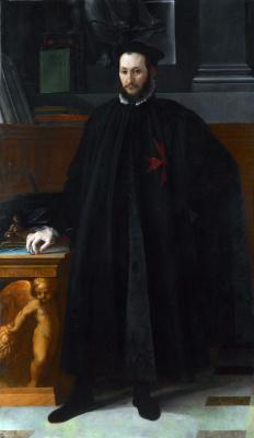 Флорентийский Итальянский. Рыцарь Стефано