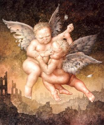 Daniel merriam. To heaven