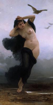William-Adolphe Bouguereau. (no title)
