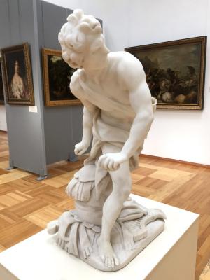 Gian Lorenzo Bernini. David (copy)