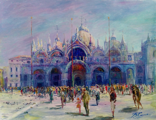 Valerij Ivanovich Sosna. San Marco