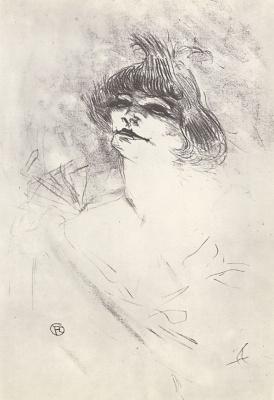 Henri de Toulouse-Lautrec. Polaire
