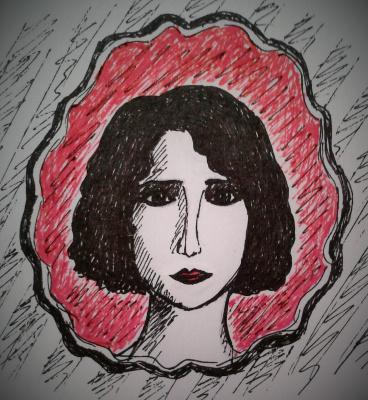 Zina Vladimirovna Parisva. Reflection