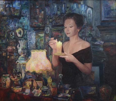 Valerij Ivanovich Sosna. Antiquarian