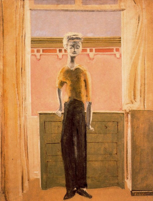 Rothko Mark. Untitled (Portrait)