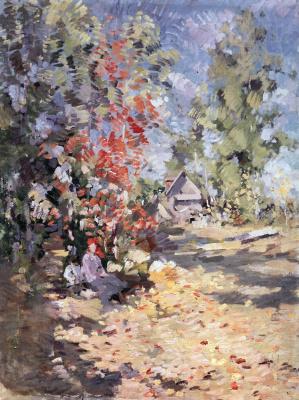 Konstantin Korovin. Autumn
